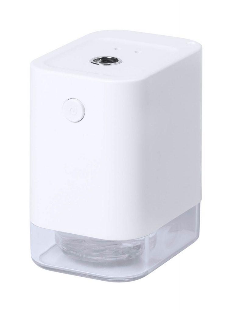 Bisnal dispenser voor handreinigingsmiddel