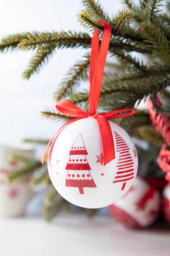 Fjelldal Kerstboom versierings set in kerstboom