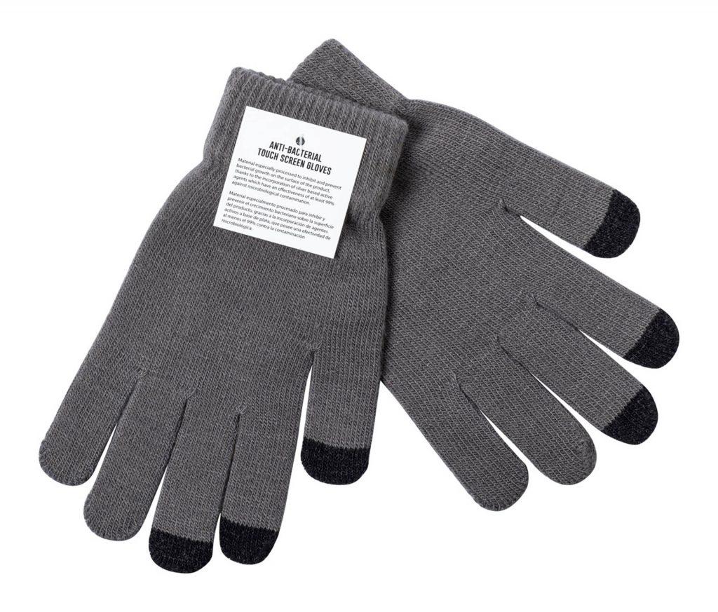 Tenex antibacteriële handschoenen met touchscreen