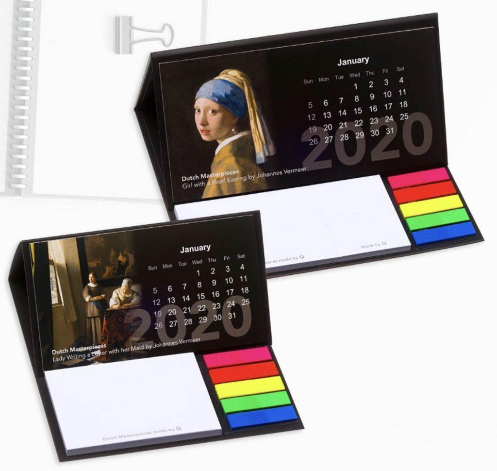 kalender groot en klein